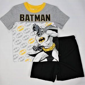 3T Boys Batman 2 Piece Shorts Set